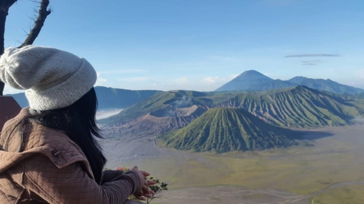gunung bromo cantik