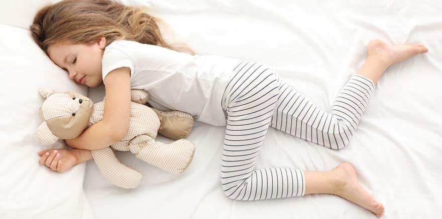 pola tidur anak
