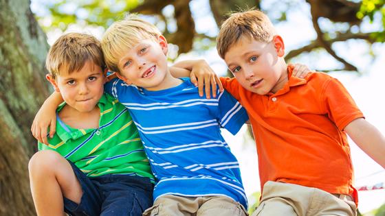 anak peduli sosial