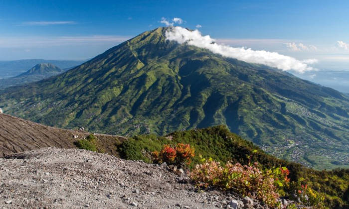 Tempat Wisata Gunung Merbabu Salatiga