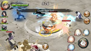 Game Naruto PPSSPP Ukuran Kecil Dibawah 100mb
