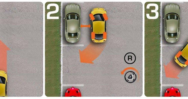 5 Tips & Cara Memarkir Mobil Manual