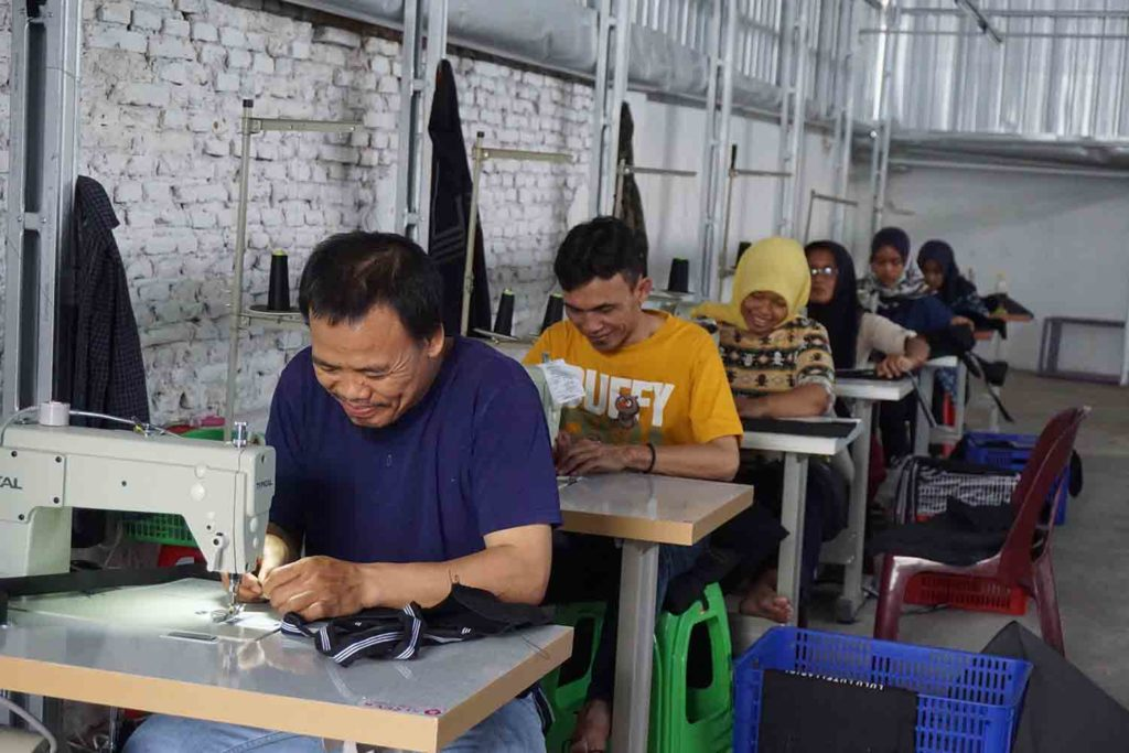 Konveksi Tas Jakarta