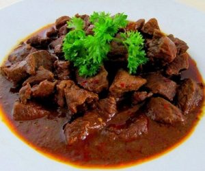 Aneka Masakan Dari Daging Kambing
